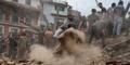 Kumpulan Video CCTV Gempa Dahsyat di Nepal