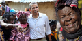 Nenek Presiden Obama Umrah, Doakan Cucunya Masuk Islam