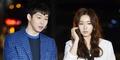 Park Yoo Chun-Shin Se Kyung Ciuman di The Girl Who Sees Smells
