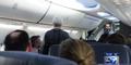 Penumpang Tidur Ngorok Ditusuk, Pesawat AS Batal Terbang