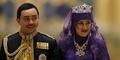 Pernikahan Mewah Pangeran Brunei Abdul Malik Bertabur Permata