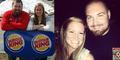 Punya Nama Unik, Pernikahan Sejoli Ditanggung Burger King