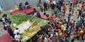 Rekor, Pecel Pincuk Terbesar di Dunia 400 kg