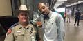 Selfie Bareng Snoop Dogg, Polisi Texas Dihukum Atasan