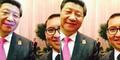 Selfie 'Mesra' Fadli Zon dan Presiden Xi Jinping Mendunia