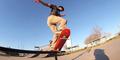Serunya Main Skateboard Tanpa Roda
