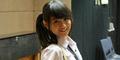 Si Cantik Nabilah JKT48 Ikut Ujian Nasional 2015