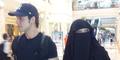 Soraya Abdullah Terlibat Kasus Teroris Tahun 2009?