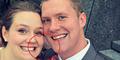 Sosok Hantu Seram di Foto Pernikahan