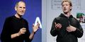 Tips Sukses Mark Zuckerberg & Steve Jobs