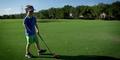 Tommy Morrisey Bocah Pegolf Berlengan Satu Bikin Kagum Tiger Woods