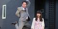 Tren Foto Unik Jepang Ayah Melompat Di Samping Anak Perempuan