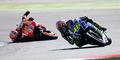 Duel Sengit Valentino Rossi Vs Marc Marquez di GP Argentina