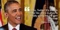 @POTUS Akun Twitter Pribadi Obama
