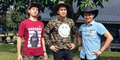 TBC, Nama Band Tarra Budiman, Billy Syahputra & Chand Kelvin