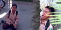 Bocah SMP Ditilang Polwan Mewek Takut Dimarahi Mamanya