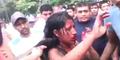 Cewek 16 Tahun Anggota Begal Dihajar Lalu Dibakar Hidup-hidup