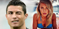 Foto Alessia Tedeschi, Model Seksi Pacar Baru Cristiano Ronaldo