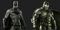Foto Kostum Duel Batman di Batman v Superman: Dawn of Justice