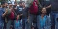 Foto Diduga Polisi Jambak Pembunuh Mertua Dikecam Netizen