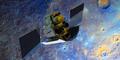 Foto Terakhir Planet Merkurius dari Satelit Messenger