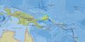 Gempa 7,5 SR Guncang Papua Nugini Berpotensi Tsunami