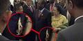 Heboh, Foto Megawati Gandeng Mesra Presiden Zimbabwe