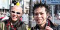 Iran Larang Rambut Punk Sebab Dianggap Penyembah Setan