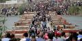 ISIS Kuasai Kota Ramadi, 8.000 Penduduk Mengungsi