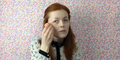 Lucy Edwards, Gadis Tunanetra Ahli Pakai Make Up