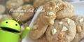 Nama Resmi Android M Macadamia Nut Cookie?