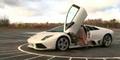 Nenek 84 Tahun Nge-Drift Dengan Lamborghini Murcielago