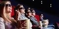 Nonton Film 3D Bisa Bikin Cerdas