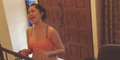 Video Marshanda Nyanyi Sambil Pamer Bra