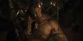 Penampakan Orgrim Doomhammer, Pemimpin Orc di Film Warcraft