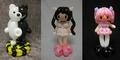 Seniman Jepang Buat Boneka dari Balon