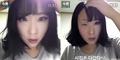 Hapus Eyeliner, Wajah Gadis Korea Ini Bikin Pangling