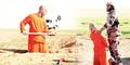 Tawanan ISIS Dipaksa Gali Lubang Kubur Lalu Dipenggal