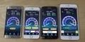 Tes Kecepatan WiFi, iPhone 6 Vs Galaxy S6
