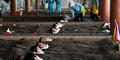 Sensasi Spa Dikubur Pasir Panas di Jepang