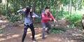 Video Adegan Laga Ochi Rosdiana-Samuel Zylgwyn di 7 Manusia Harimau