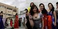 21 Napi Seksi Ikut Kontes Kecantikan di Penjara Meksiko