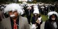 300 'Albert Einstein' Berkumpul Demi Pecahkan Rekor Dunia