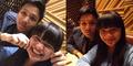 Amel Carla Pacari Anak Band Graduate, Thoriq