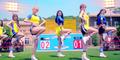 AOA Seksi & Kocak di MV Heart Attack