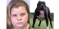 Astaga, Cewek Florida Latih Anjing Beri Seks Oral Padanya