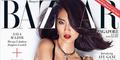 Ayu Gani Seksi & Cantik di Majalah Harper's Bazaar