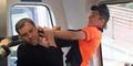 Bela Muslimah, Pria Australia Malah Babak Belur Dipukuli