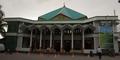 Dibakar Hingga Dibom, Masjid Tertua Balikpapan Ini Tetap Kokoh
