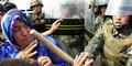 Dilarang Puasa, Muslim Tiongkok Bentrok Tewaskan 18 Orang